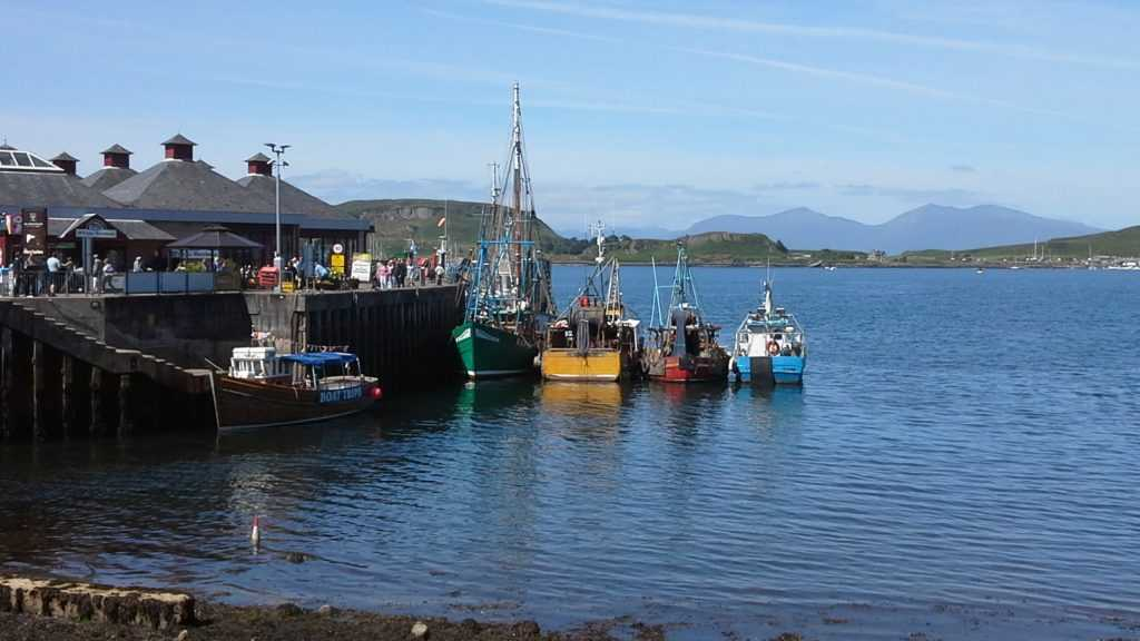 perhaps Oban
